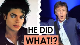 How Michael Jackson Purchased The Beatles Catalog | Music Lawyer Tells All