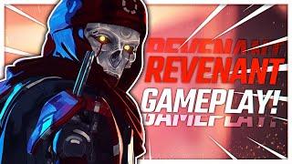 REVENANT gameplay, abilities, Season 4 overview... | Apex Legends