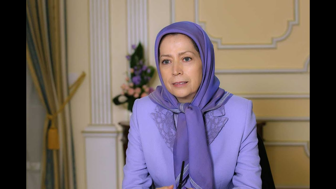 Maryam Rajavi's message on March 8, International Women's Day