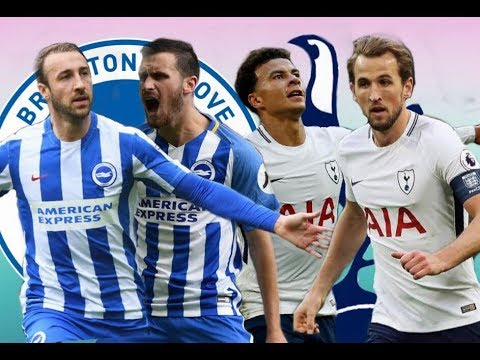 Brighton v tottenham live stats || no commentry ||