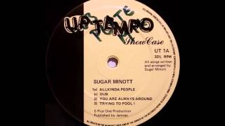 SUGAR MINOTT - Trying To Fool I [1983]