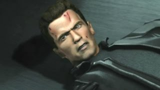 Terminator 3: The Redemption - Walkthrough Part 9 - Hills