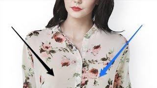 मुलींच्या शर्टला खिसाच नसतो