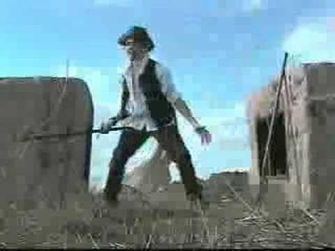 The Last Saskatchewan Pirate