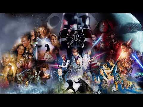 Star Wars Saga - Force Theme Medley