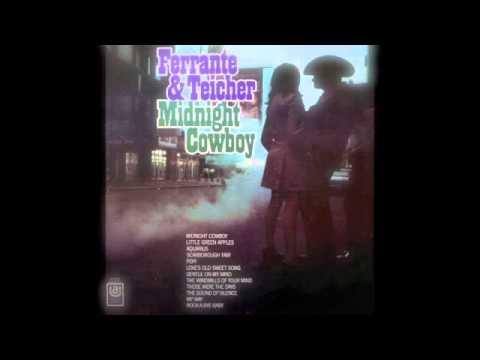 Arthur Ferrante & Louis Teicher - Midnight Cowboy (United Artist Records 1969)