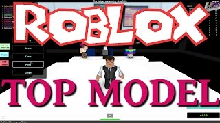Team SBG Plays Roblox's Top Model (Family Multiplayer)