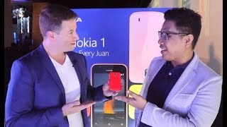 Nokia 1 2018 Hands On, Features, Specs, and Design Check