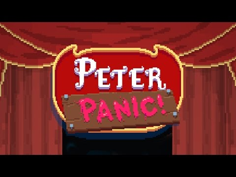Official Peter Panic (by Turner Broadcasting System, Inc.) Teaser Trailer