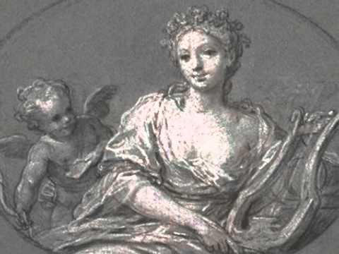 Marin Marais, 1/2 Prélude, Pièces de violes, Louis de Boullogne