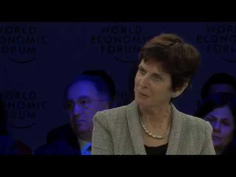 Raheel Sharif World Economic Forum FULL DEBATE