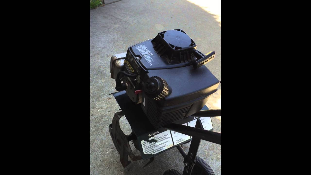 Tecumseh Tcii 2 0 Hp 2 Cycle Engine Off A Craftsman Cultivator