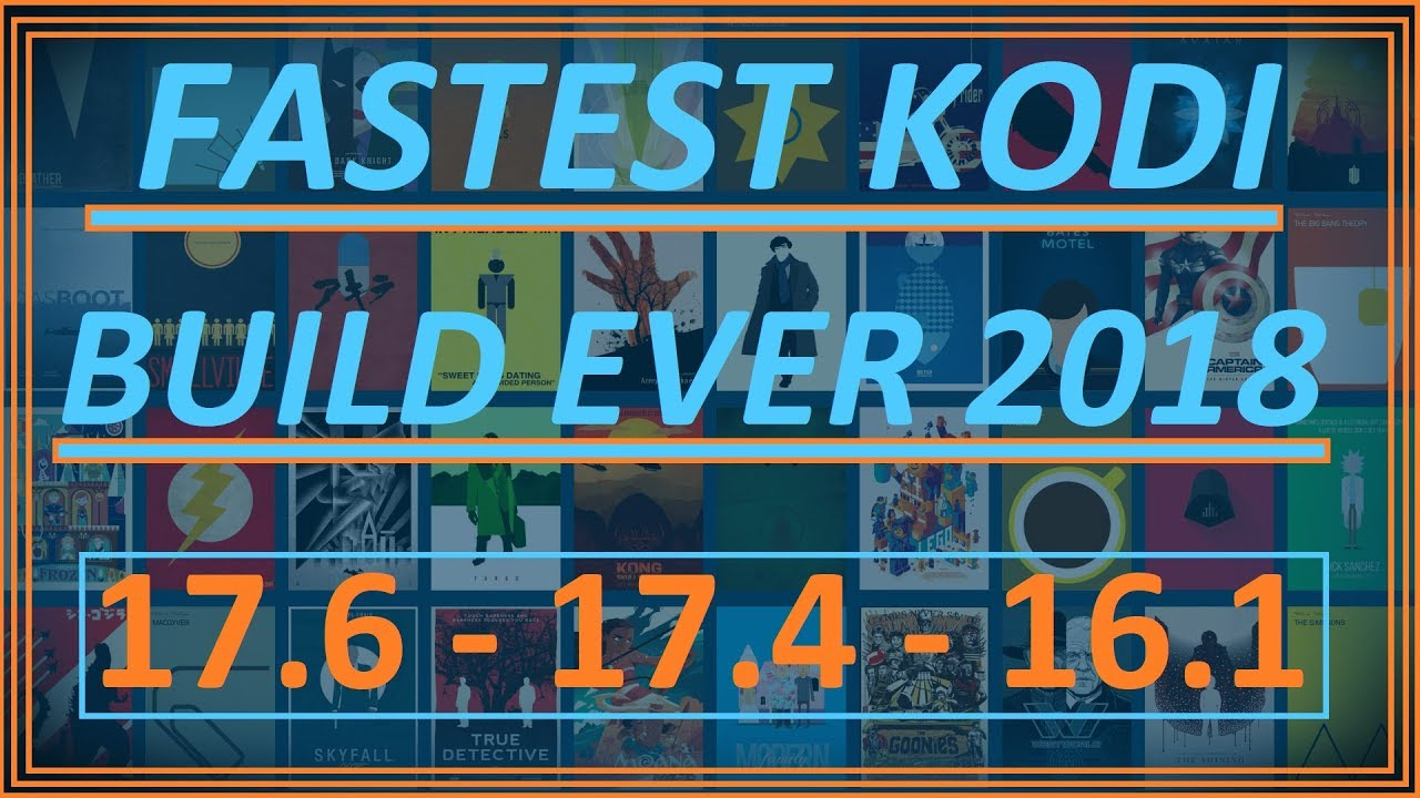 Kodi Build February