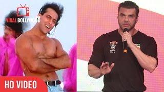 Sohail Khan About Salman Khan Oh Oh Jane Jana Body | Salman khan Body Fitness