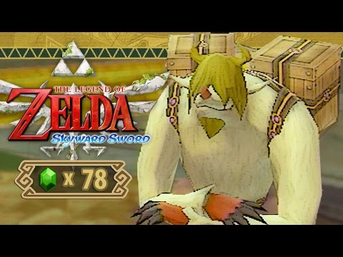 Digging into the Secret Room || The Legend of Zelda: Skyward Sword - #78