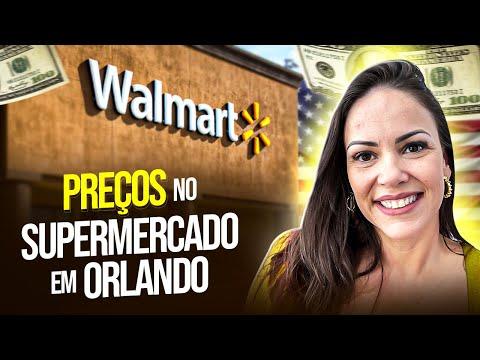 CA #012 - Walmart para quem está chegando nos EUA