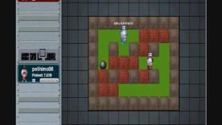 Bombermania ~ Saku-sammakko VS pelihimo98