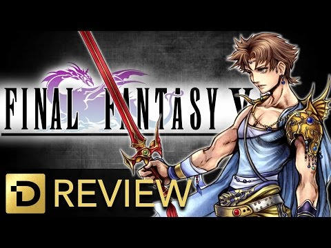 Final Fantasy V Review (Plot Spoilers)