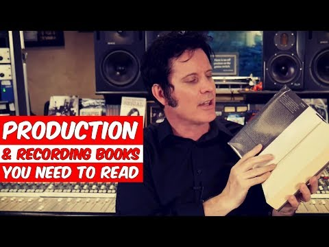 4 Production & Recording Books You Need To Read | FAQ Friday - Warren Huart: Produce Like A Pro