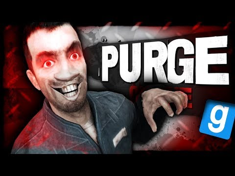 Purge Online LIVE | LET'S DO IT LIVE!!! (Garry's Mod)