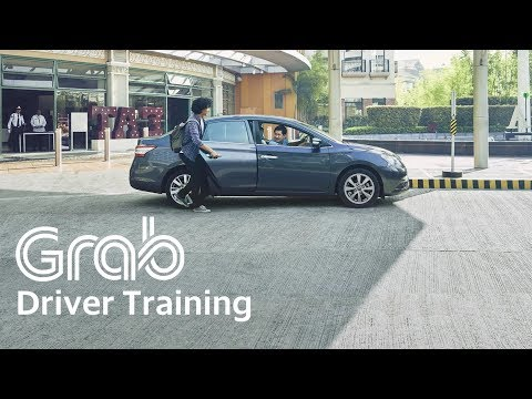 Grab Singapore | Driver App Tutorial Video