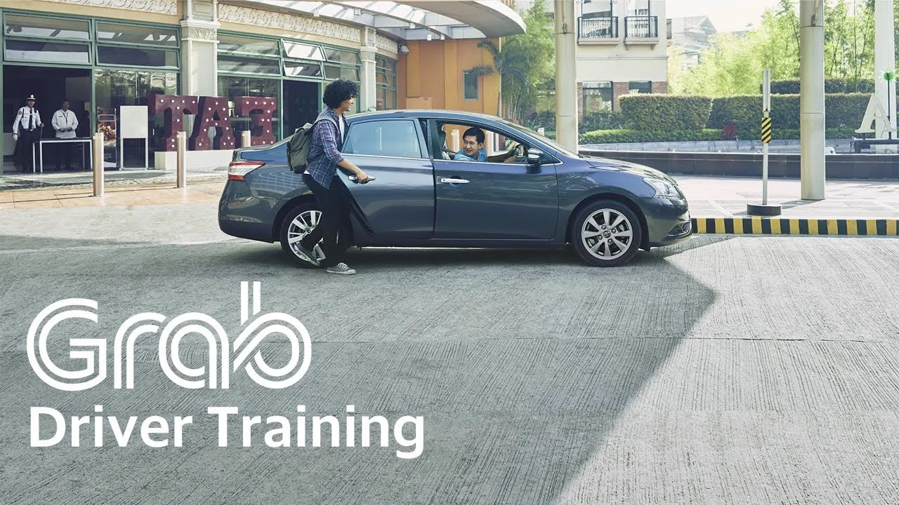 Grab Singapore | Driver App Tutorial Video