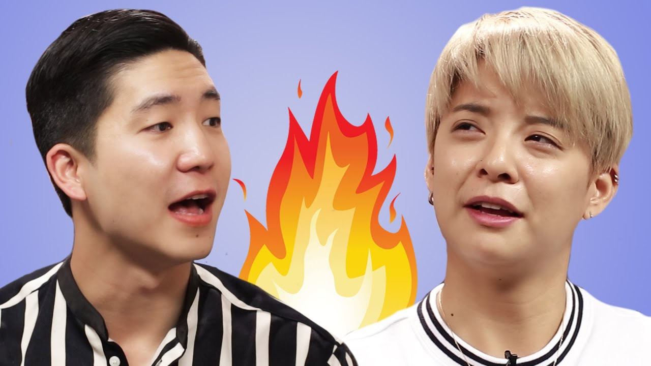 Amber Liu Answers Fan Questions While Eating Fire Noodles