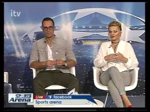 Sports Arena ITV 26.09.16_Μπακοχρήστος
