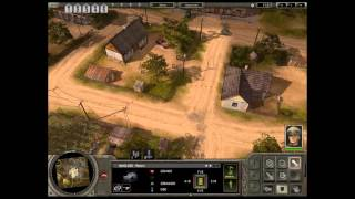 Panzers: Phase One - 02 - German Campaign: Village Poland