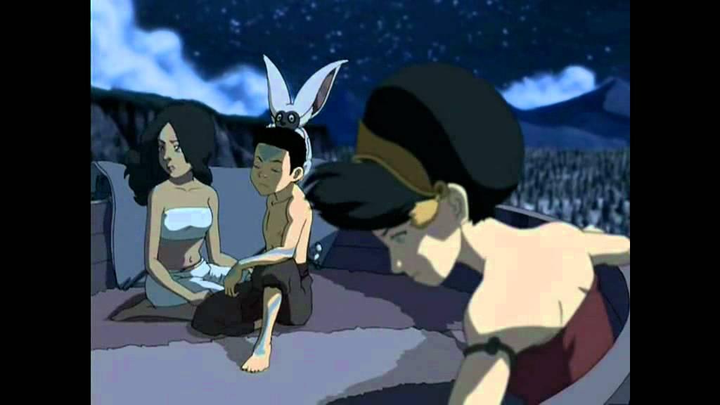 XXX Cartoon Korra & Aang Sex Pictures
