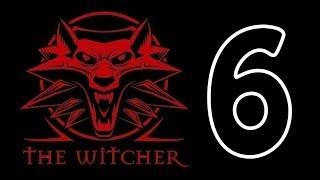 The Witcher Ведьмак Прохождение На Русском Часть 6 Хвост саламандры