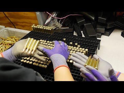 A Tour Through The Hornady Plant