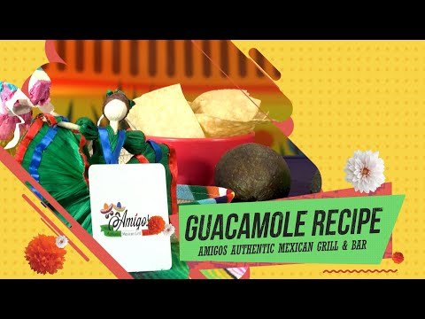 Surprise Fiesta Grande - To Go: Holy Guacamole & Salsa Dippin' Virtual Cooking Class video thumbnail