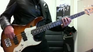 Impressioni di Settembre - PFM - Bass Cover (Ita) - Patrick Djivas Bassline