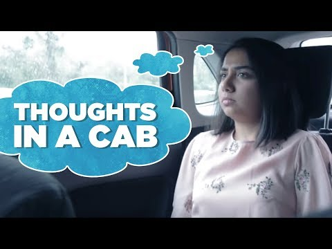 Thoughts In A Cab | MostlySane