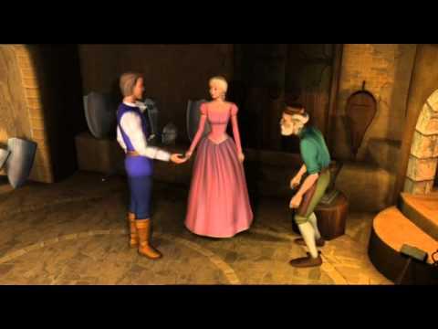 Barbie mint Rapunzel magyar