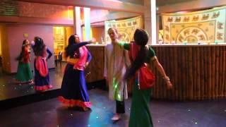 Say Shava Shava / Dance group Lakshmi / Diwali event in Karachi darbar restaurant