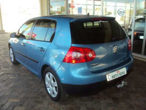2007 VOLKSWAGEN GOLF 1.6 TRENDLINE Auto For Sale On Auto Trader South Africa