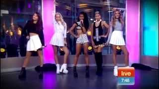 G.R.L. - Ugly Heart (Live @ Sunrise 14/08/2014)