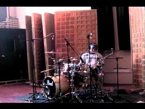 Joe DiFranco on Drums - Part Deux.avi