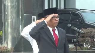 Upacara HUT RI BPJS Ketenagakerjaan Kanwil Sumbar-Riau Berlangsung Khidmat