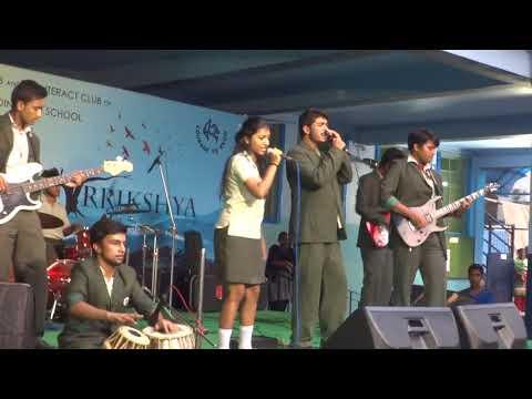 Patha Bhavan School Band At UDAAN'17 (SPHS)