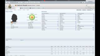 Football Manager 2011 Wonderkids + Results