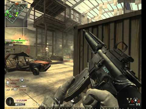 COD4 || Episode 4 || Manwich, Hackers, Driving lessons and Dedicated servers