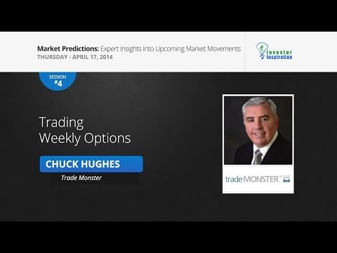 Trading Weekly Options | Chuck Hughes