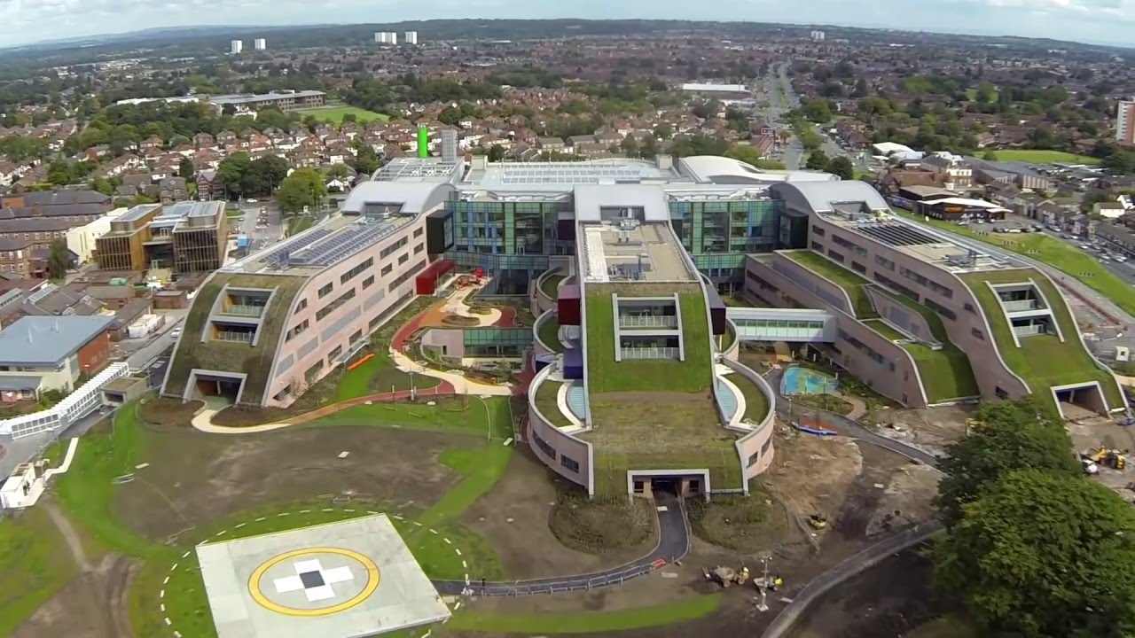 Alder Hey In The Park The Big Reveal Youtube
