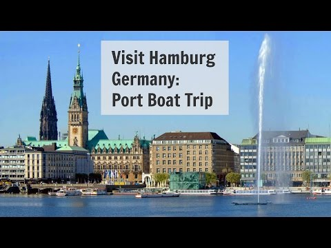 Visit Hamburg Port Boat Trip Landungsbrücken Finkenwerder
