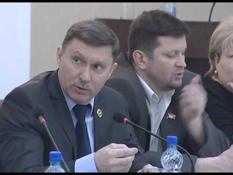 На фото Заседание Сергиево-Посадского горсовета. 28 января 2016 г. изображение