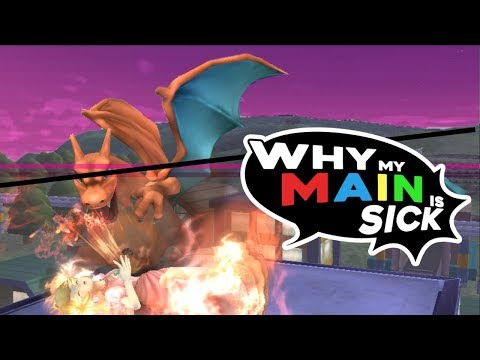 Why My Main is Sick: Charizard Feat. Kycse and Dingo (SALVAGED VOD)