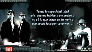 Plan B Ft Tego Calderon - Es Un Secreto (Oficial Remix) 2011.mpg